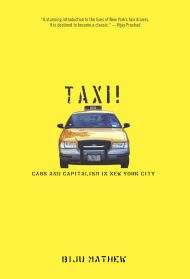 TAXI - Book Cover
