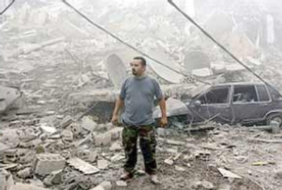 Lebanon Destruction image